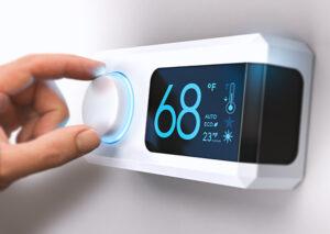 programmable thermostats energy saving