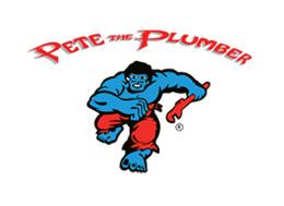 Pete The Plumber Logo