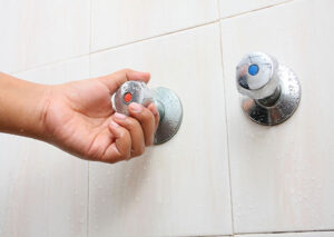 Hot water not hot enough in shower